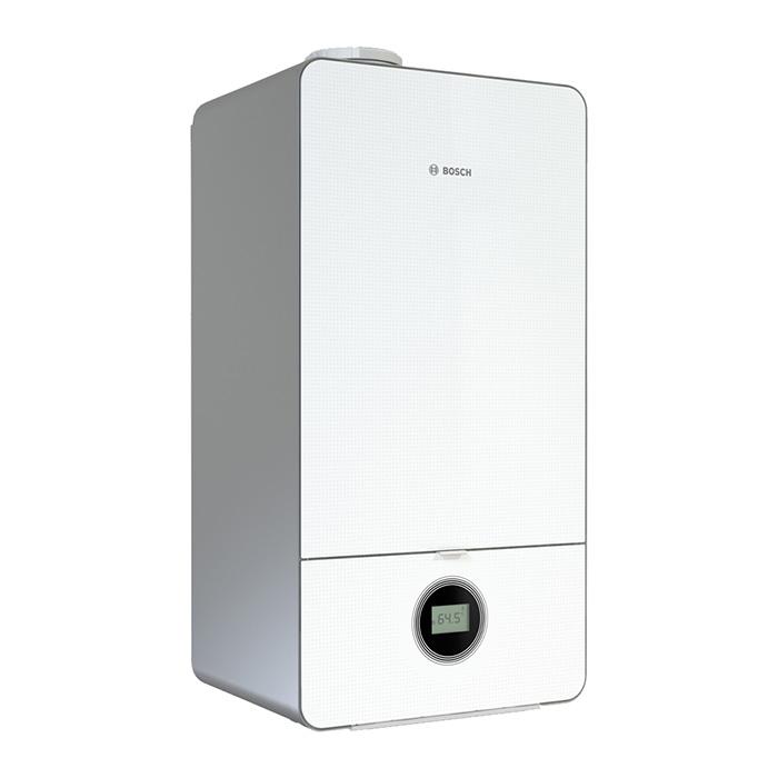 Конденсационный газовый котёл Bosch GC7000iW 14/24 C 23 (белый)