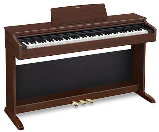 Цифровое фортепиано CASIO AP-270 BN (коричневый)