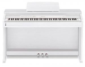 Цифровое фортепиано CASIO AP-460 WE (белый)