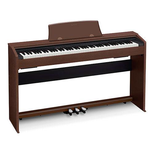 Цифровое фортепиано CASIO PX-770 BN (кориченвый)