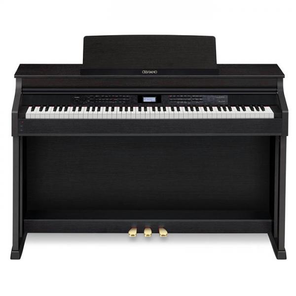 Цифровое фортепиано CASIO AP-650 BK (чёрный)