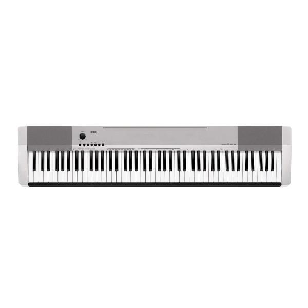 Цифровое фортепиано CASIO CDP-130 SR (серый)