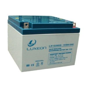 Аккумуляторная батарея Luxeon LX 12-60G