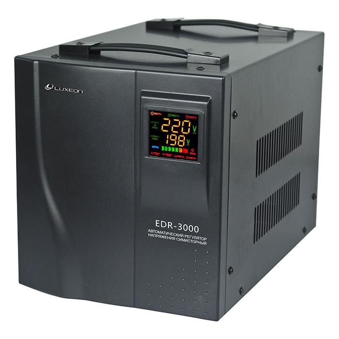 Стабилизатор напряжения Luxeon EDR-3000