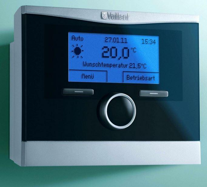 Программатор Vaillant calorMATIC 370f