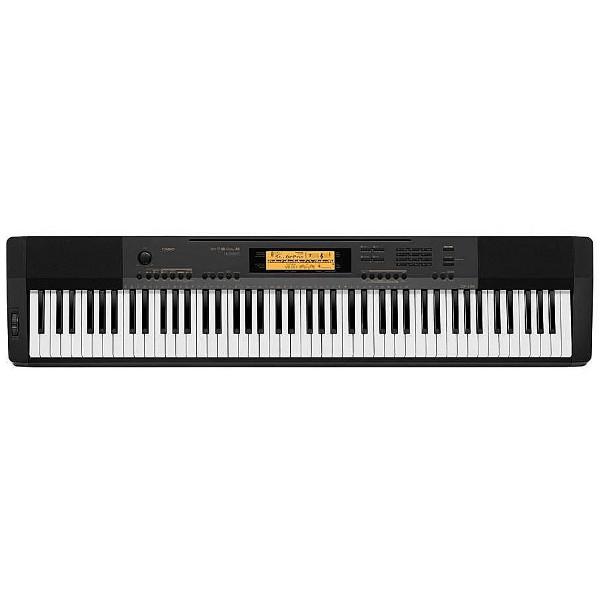 Цифровое фортепиано CASIO CDP-230 BK (чёрный)