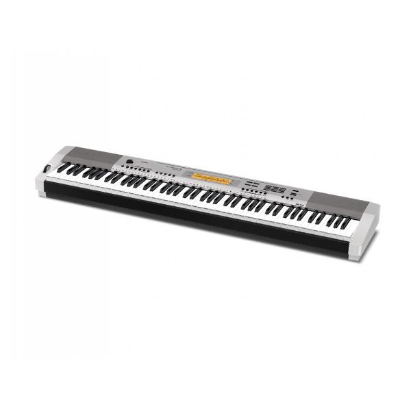 Цифровое фортепиано CASIO CDP-230 SR (серый)