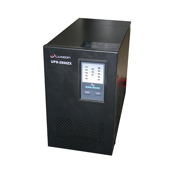 Источник бесперебойного питания Luxeon UPS-2000ZX