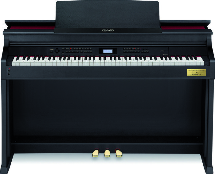 Гибридное фортепиано CASIO AP-700 (чёрное)