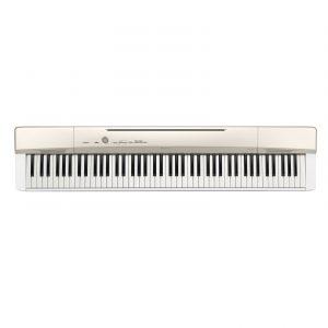 Цифровое фортепиано CASIO PX-160 GD (кремово-золотистый)