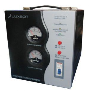Стабилизатор напряжения Luxeon SVR-5000VA black