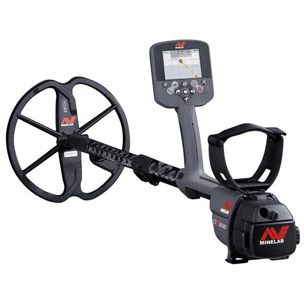 Металлоискатель Minelab CTX 3030 + Целеуказатель Pro-Find 35 + Сумка для транспортировки