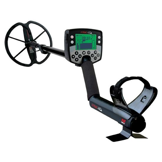 Металлоискатель Minelab E-Trac Standart + Целеуказатель Pro-Find 35 + Сумка для транспортировки