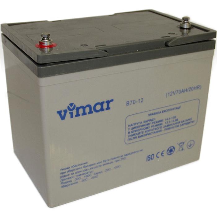 Аккумуляторная батарея VIMAR B70-12