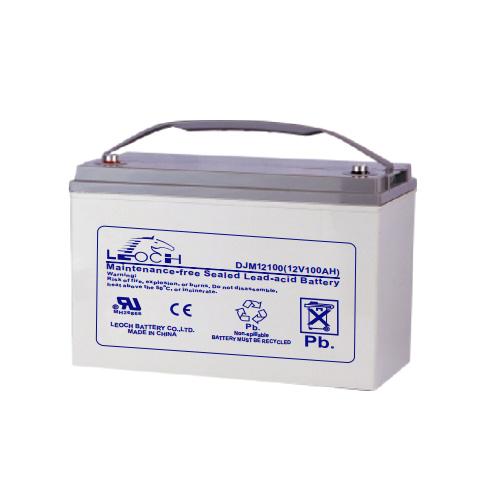 Аккумуляторная батарея Leoch Battery Technology DJM 12100 (100 Ah 12V)