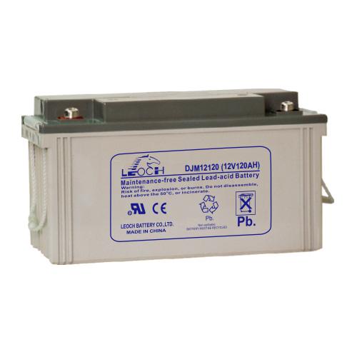 Аккумуляторная батарея Leoch Battery Technology DJM 12120 (120 Ah 12V)