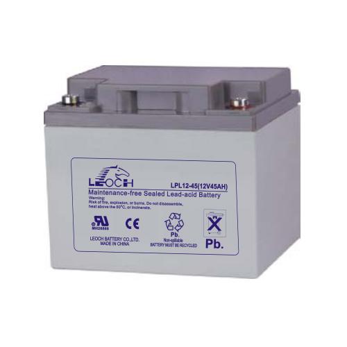 Аккумуляторная батарея Leoch Battery Technology DJM 1245 (45 Ah 12V)