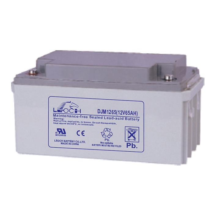 Аккумуляторная батарея Leoch Battery Technology DJM 1265 (65 Ah 12V)