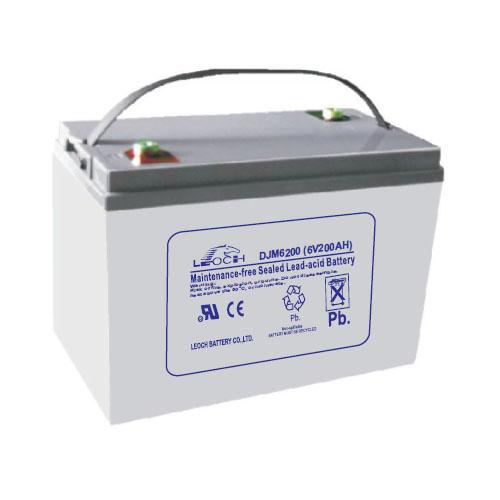 Аккумуляторная батарея Leoch Battery Technology DJM 6200 (200 Ah 6V)