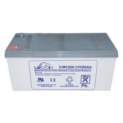 Аккумуляторная батарея Leoch Battery Technology DJM 12200 (200 Ah 12V)