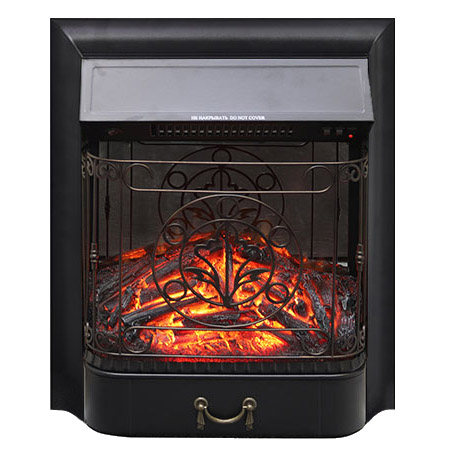 Электрокамин Royal Flame Majestic FX Black