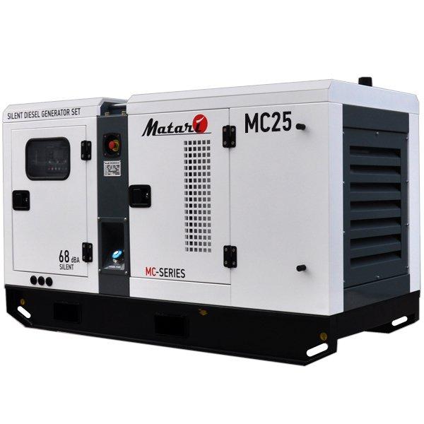 Дизельный генератор Matari MC25