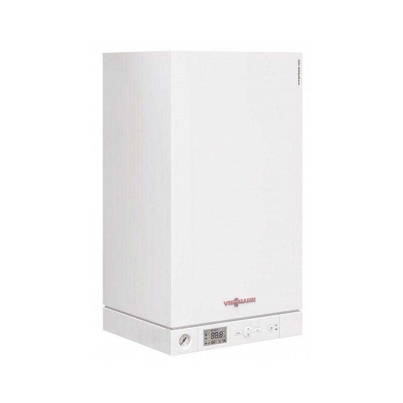 Настенный газовый котёл VIESSMANN VITOPEND 100-W 29 кВт A1JB + коаксиальный комплект