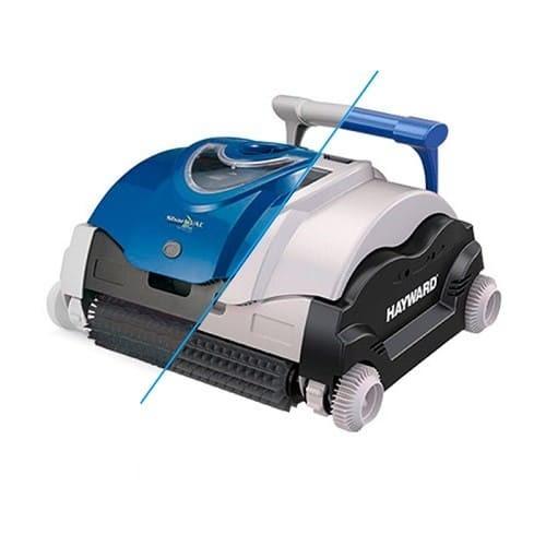 Робот-пылесоc Hayward SharkVac (бело синий)