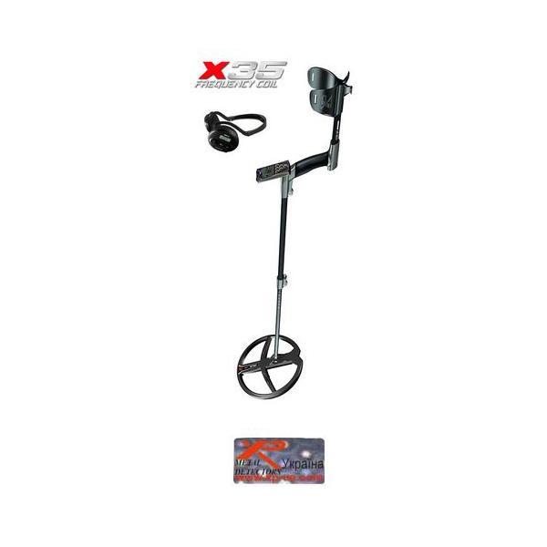 Металлоискатель XP DEUS 28X35 RC WS4