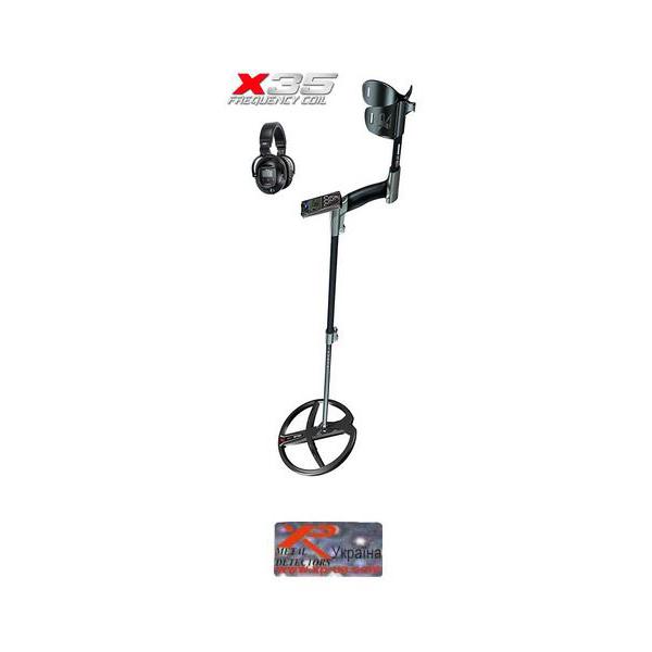 Металлоискатель XP DEUS 28X35 RC WS5