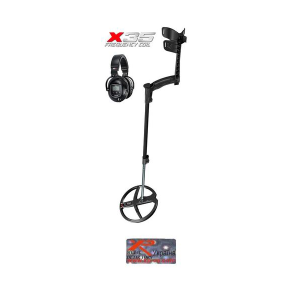 Металлоискатель XP DEUS 28 x35 WS5