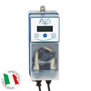 Перистальтический дозирующий насос AquaViva Ph/Cl 1,5 л/ч (KUPH) с авто-дозацией, фикс.скор.