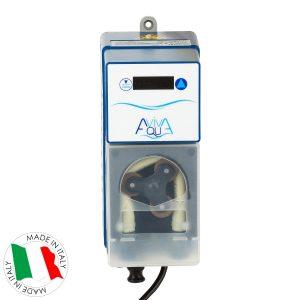Перистальтический дозирующий насос AquaViva Cl 1,5 л/ч (KXRX) с авто-дозацией, фикс.скор.