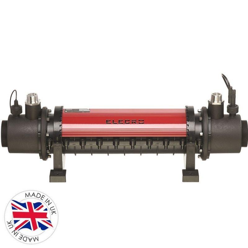 Теплообменник Elecro SST 96 кВт