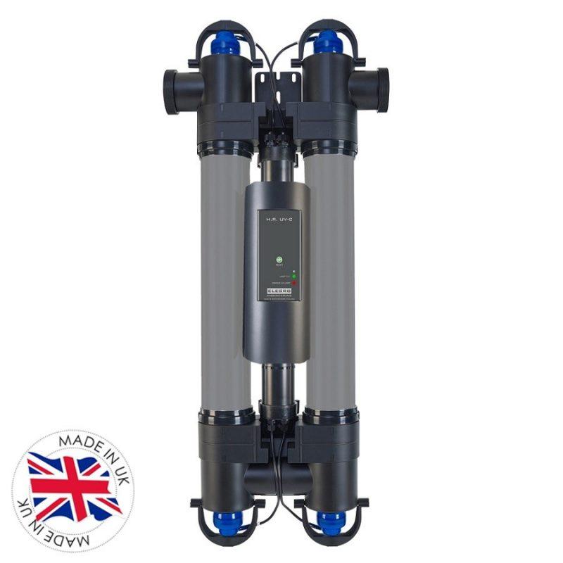 Ультрафиолетовая установка Elecro Steriliser UV-C E-PP2-110-EU