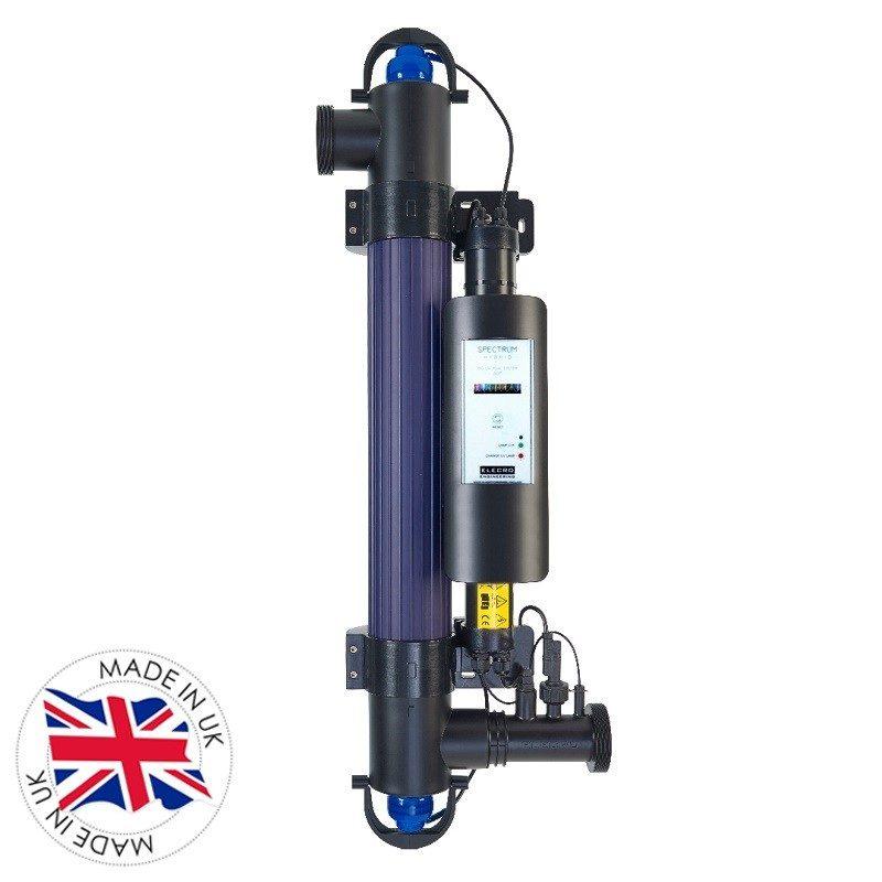 Ультрафиолетовая установка Elecro Spectrum Hybrid UV+HO SH-55