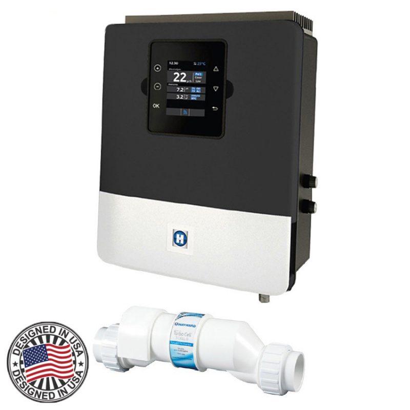 Хлоргенератор Hayward AquaRite LT T-CELL-15 на 28 г/ч
