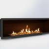 Встраиваемый очаг для биокамина Gloss Fire Focus MS 001 10072