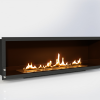 Встраиваемый очаг для биокамина Gloss Fire Focus MS 001