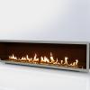 Встраиваемый очаг для биокамина Gloss Fire Focus MS 008 10131