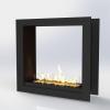 Встраиваемый очаг для биокамина Gloss Fire Focus MS 011 10146
