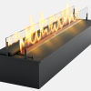 Дизайнерский биокамин Gloss Fire Slider color glass 1000