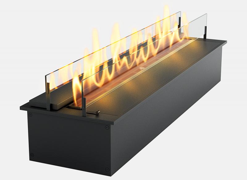 Дизайнерский биокамин Gloss Fire Slider 600