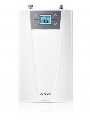 Проточный водонагреватель Clage CEX – U