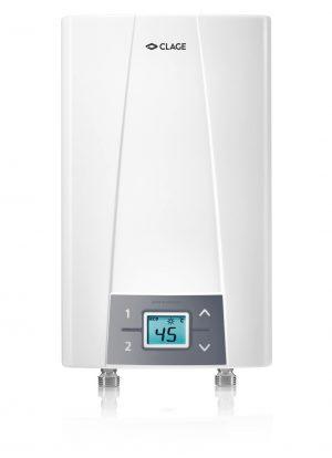 Проточный водонагреватель Clage CEX