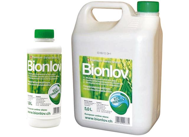 Биотопливо Bionlov 5 л
