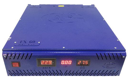 Источник бесперебойного питания двойного преобразования Леотон ON-LINE MX3 (2.2 кВт, 24V)