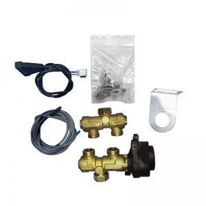 Аквакомплект 3-ходового клапана FUGAS  0010027587 ( для подключения электрических котлов Protherm, Vaillant к бойлерам)