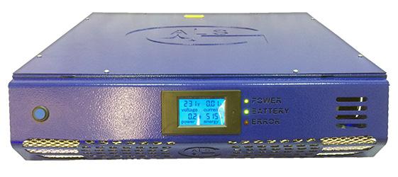 Источник бесперебойного питания двойного преобразования Леотон ON-LINE MX2 (1.0 кВт, 12V)