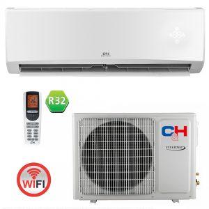 Кондиционер Cooper&Hunter CH-S09FTXE-NG Wi-Fi (Inverter Alpha)